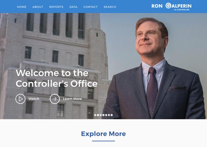 LA Controller Website Feature Image