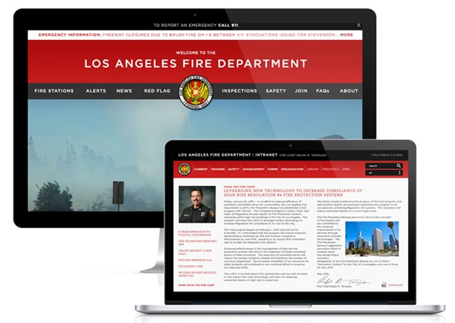 LAFD Project Feature Image